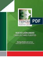 Tercer Informe de Gobierno | Administración 2009-2015 | Gobierno del Estado de Nuevo León
