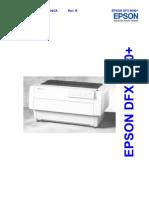 Epson DFX-5000+ (Em Portugues) Service Manual