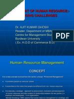 Management of Human Resource 3 (2)