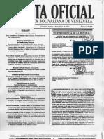 g o 40025 (Bcv - Tasa de Interes) 9-10-2012