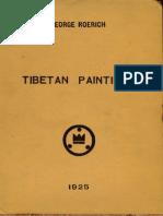 George Roerich - Tibetan Paintings, 1925