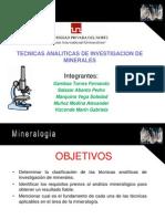 Trabajo Minerologia
