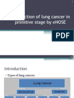 Lung Cancer eNose