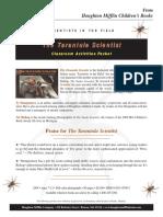 The Tarantula Scientist Activity Kit