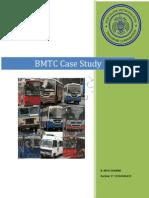 Bmtc Case Study