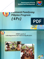 Pantawid Pamilyang Pilipino Program (CCTP)