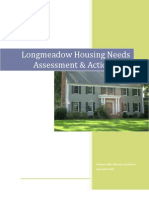 Longmeadow Housing Plan
