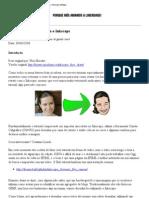 Vetorizando Um Rosto Com o Inkscape [Artigo]