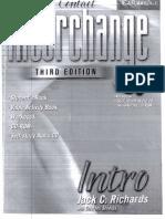 interchange third edition intro student´s book