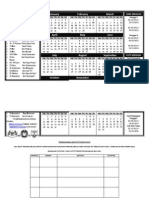 Takwim 2013 (Takwim Sekolah + Cuti Umum + Kalendar)