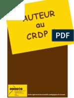Auteur Au CRDP 1