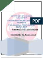 Final Roshni Mam Cok Research Paper