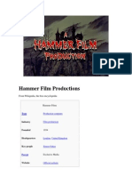 Hammer Film Productions