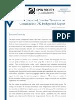 Impact of Counter-Terrorism on Communities- UK Background Report