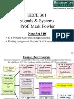 EECE 301 Note Set 10 CT Convolution