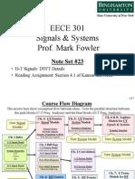 EECE 301 Note Set 23 DTFT Details