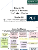 EECE 301 Note Set 26 DTFT System Analysis