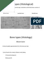 Bone y Types Qaulity