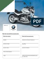 Manuale BMW R 1200 R