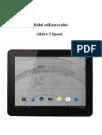 Manual RO Alldro 3 Speed