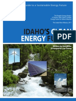 Activist's Guide to Idaho's Clean Energy Future - August 2011