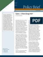 Cyprus – a Future Energy Hub?