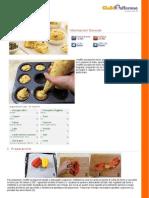 GZRic Muffin Ai Peperoni