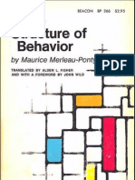 Structure of Behaviour