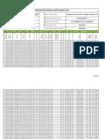 Planilha de Dados Cartográficos Geral