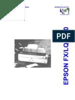 Epson FX-2170, LQ-2170 (Em Portugues) Service Manual