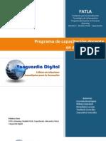 Programa de capacitación docente en el uso de las TIC
