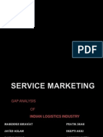 7793535 Service Marketing Service Gap