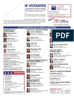 2012 Voter Guide-Final, Spanish