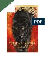 Houck Colleen - Klątwa tygrysa 02 - Wyzwanie