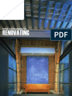 New Concept in Renovationg
