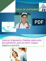 Rol Del Tecnico de Enfermeria