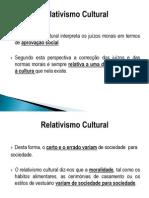 Relativism o Cultural