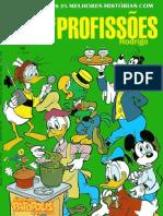 Disney Especial 106 As Profissões
