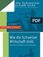 Wie Die Schweizer Wirtschaft Tickt - Kappeler, Beat