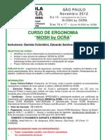 Curso Niosh by Ocra
