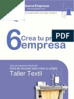Como Crear Una Empresa Textil