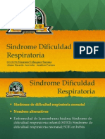 Trabalho Embrio Dificuldad Respiratoria