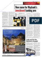 TheSun 2009-01-20 Page18 New Name for Maybanks Investment Banking Arm