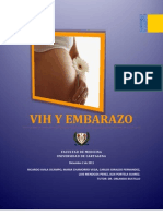 VIH Y EMBARAZO--UNIVERSIDAD DE CARTAGENA