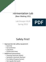 Fermentation Lab