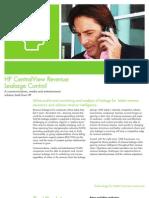 HP CentralView Revenue Leakage Control