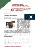 L'Affaire Morno, La Megalomanie Du Pouvoir Par Herold Jean-Francois - 25 septembre 2012
