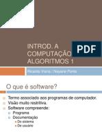 ICC 09 - Algoritmos 01