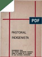 Celam - Pastoral Indigenista