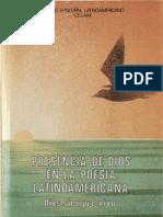Celam - Presencia de Dios en La Poesia Latinoamericana